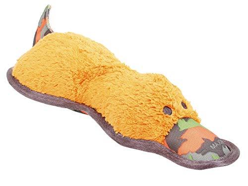 MAJOR DOG Ente schwimmfähiges Hundespielzeug für mittelgroße Hunde und große Hund robust & schadstofffrei TÜV geprüft