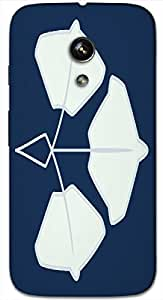 Timpax protective Armor Hard Bumper Back Case Cover. Multicolor printed on 3 Dimensional case with latest & finest graphic design art. Compatible with only Motorola Moto - G-1- 1st Gen. Design No :TDZ-21118