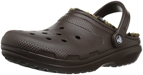 Crocs Womens Classic Lined Animal Clog Classic Lined Animal Clog