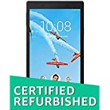 (CERTIFIED REFURBISHED) Lenovo Tab4 8 Tablet (8 inch, 16GB, Wi-Fi + 4G LTE, Voice Calling), Slate Black