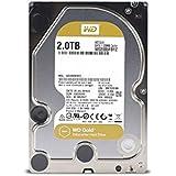 Western Digital Gold 2TB Internal SATA Hard Drive (WD2005FBYZ)
