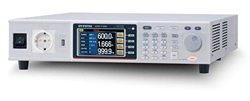 GW Instek APS-7050AC Power Source programmierbar, Ausgang 500VA, Frequenzbereich 45Hz bis 500Hz Frequenzbereich
