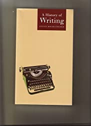 A HISTORY OF WRITING