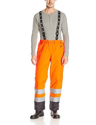 Helly Hansen Workwear Warnschutz Winter-Latzhose Alta Insulated CL2 wasserdichte isolierte Regen-Arbeitshose 269 3XL, 70445 - Isolierte Arbeit Hosen