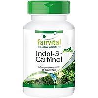 Indol-3-Carbinol plus Brokkoli, hochdosiert, 60 vegetarische Kapseln, vegan, I-3-C