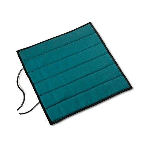 New magnetoterapia tappetino terapeutico 40x40 cm formato da 2 cavi a 3 solenoidi cadauno