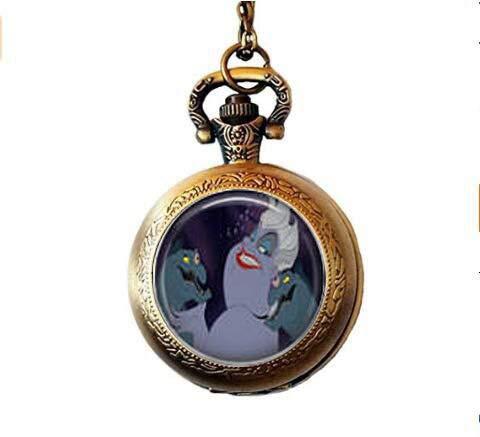 bab Ursula, Flotsam & Jetsam Taschenuhr Halskette