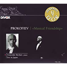 A Musical Friendship-Sviatoslav Richter Live in