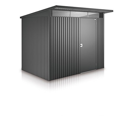 Gerätehaus AvantGarde Gr.L dunkelgrau 260x220x218 mit Standardtür