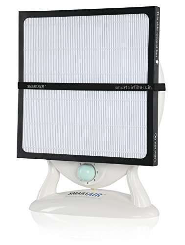 Smart Air, Original DIY Air Purifier, 150 sq. ft (White)