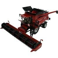 Britains 42884Tractor Case IH 8130Combine Harvester 1: 32Model