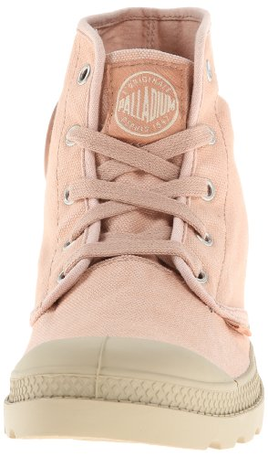 Palladium PAMPA HI Canvas, Basket mode femme Rose (Almon P)