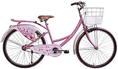 BSA Ladybird Breeze 26T Steel Bike/Bicycle for Girls and Ladies
