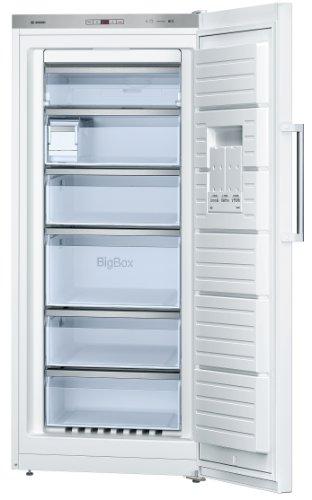 Bosch GSN51AW40 Gefrierschrank/A+++/Gefrieren: 286 L/Weiß/NoFrost/digitale Temperaturanzeige