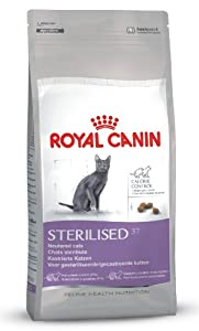 Royal Canin Sterilised 37 Dry Mix 4 kg by Crown Pet Foods