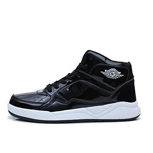 Männer Basketball Sneakers offizielle Original Classic Air Leder männliche Sport Schuhe