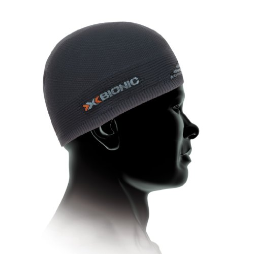 X BIONIC   GORRO PARA CASCO GRIS LIGHT CHARCOAL/PEARL GREY TALLA:1