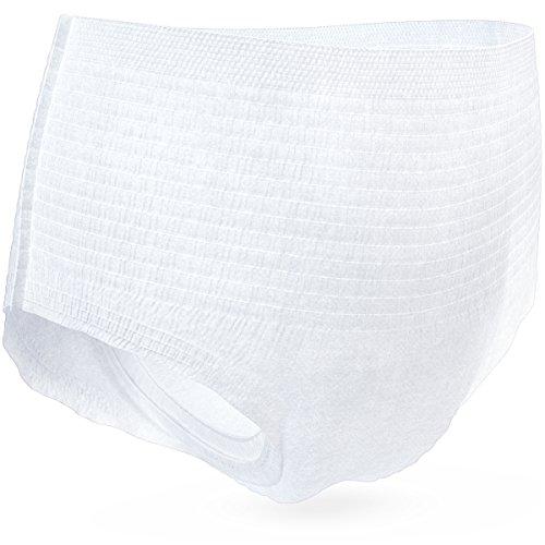 Tena Pants Plus, mittelgroß (M) Schutzhosen für mittlere bis starke Blasenschwäche / Inkontinenz, 4er Pack (4 x 9 Stück) - 3