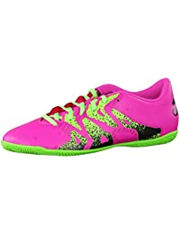 adidas Performance x15.4 en Zapatos de Fútbol Hombre, hombre, shock pink s16