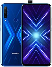 Honor 9X Blauw - Smartphone - 128GB Geheugen - 48 Megapixel Triple Camera - 16 Megapixel Pop-Up Selfie camera