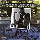Easy As Pie / Live at the Left Bank by Zoot Sims & Al Cohn