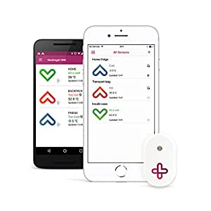 MedAngel ONE - Keep your insulin and other medications at the right temperature