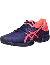 on sale aa142 cecf1 ASICS Gel-Solution Speed 3, Chaussures de Tennis Femme