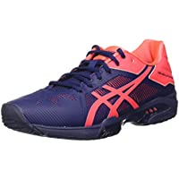 Asics Gel-Solution Speed 3, Chaussures de Tennis Femme, Violet