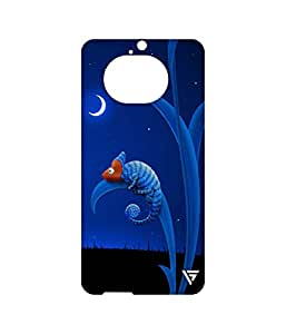 Vogueshell chameleon Printed Symmetry PRO Series Hard Back Case for HTC One M9 Plus