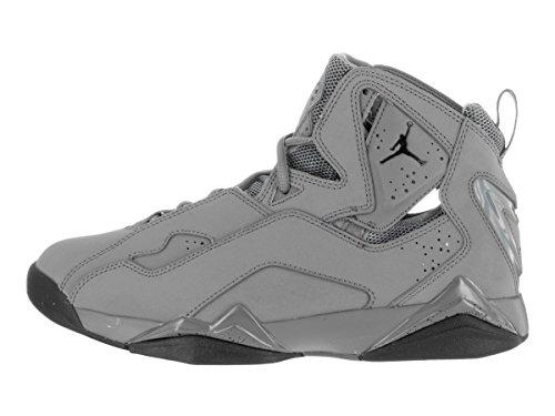 Da uomo Jordan True Flight scarpa da basket Cool Grey/Black