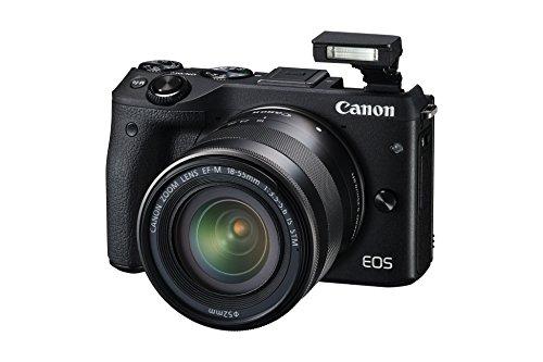 Canon EOS M3 Systemkamera (24 Megapixel APS-C CMOS-Sensor - 5