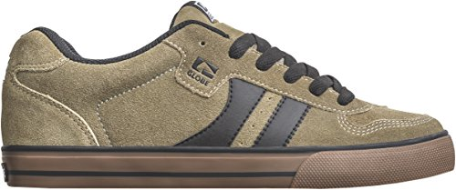 Globe  Encore-2, Chaussures de skateboard homme Grün (Dusty Olive/Black)