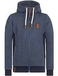 Naketano Male Zipped Jacket Birol IX