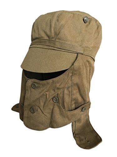 Original UdSSR Sowjet Militär Army Krieg Afghanistan Combat Cap Mütze Maske Syriyka...