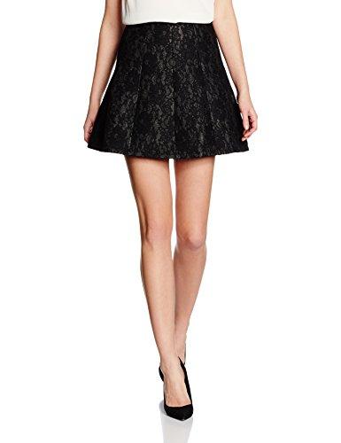 Mexx Skirt, Gonne Stile Business Donna, Nero (Black 001), 36