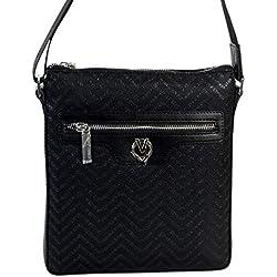 Versace Jeans - Sac E1ysbb16 899 Noir - Couleur Noir - Taille Unique