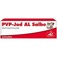 PVP JOD AL Salbe 300 g Salbe