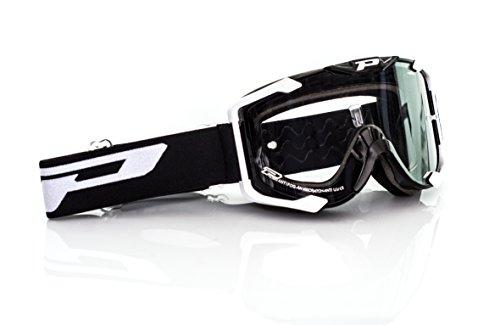 Progrip MX Brille 3400, Schwarz, Größe uni