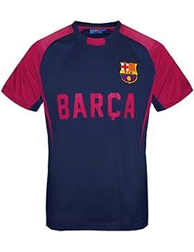 FC Barcelona - Camiseta oficial de entrenamiento - Para niño - Poliéster