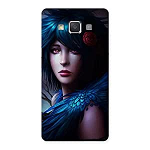 Crossed Angel Back Case Cover for Galaxy Grand Max