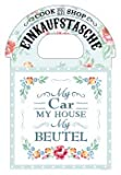 Cook Shop Borsa per la spesa – My Car My House My Beutel, 200 G