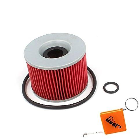 HURI Oil Filter for HONDA GL1000 GL1100 GL1200 CB900F 1982 # Hiflo HF401 Replace Yamaha 36Y-13441-00