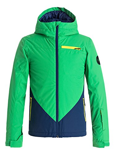 Quiksilver Suit Up - Snow Jacket - Snow Jacke - Jungen - Blau