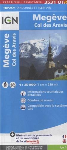 3531OTR MEGEVE/COL DES ARAVIS (RESISTANTE) par COLLECTIF