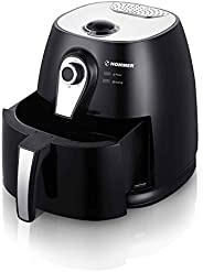 Hommer Air Fryer, Black, 1400 Watts - HSA240-01