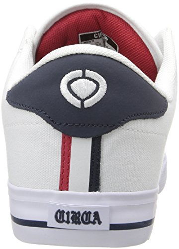 C1RCA  Lopez  50, Sneakers basses mixte adulte Red/White/Blue