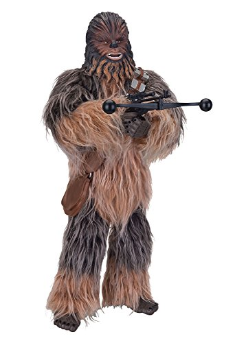 Force Han Kostüm Solo The Awakens - MTW Toys 3108700 - Interaktiver Animatronischer Chewbacca
