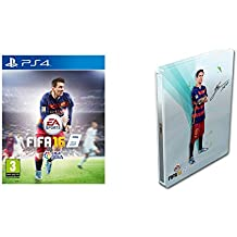 FIFA 16 - Standard Edition - Incluye Caja Metálica (en exclusiva en Amazon.es)
