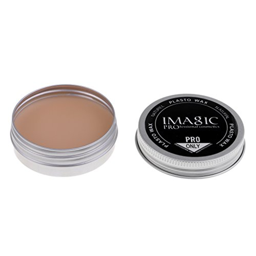 MagiDeal 20g Halloween Make-up Haut Nude Wund Narbe Make-up Wachs Bühne Körper Malerei - 3