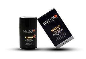 CETUS Natural Keratin Hair Building Fiber (Black Hair Fiber) 12g
